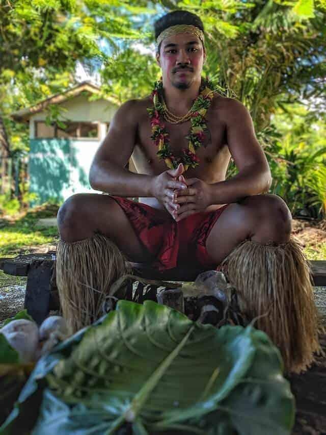 Samoan Cultural Village