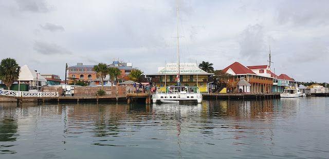 St John Cruise Port Antigua