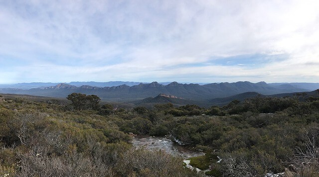 The Grampians in Victoria Australia