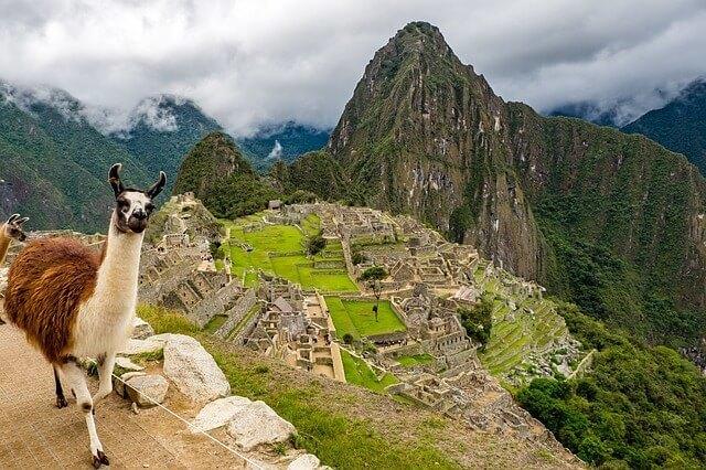 Machu Pichu in Virtual Reality