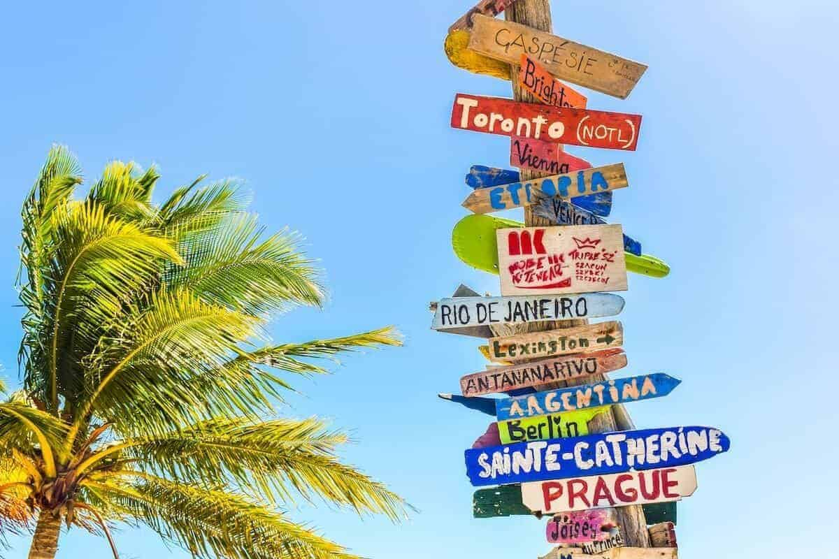 Travel Goals to add to your bucket list