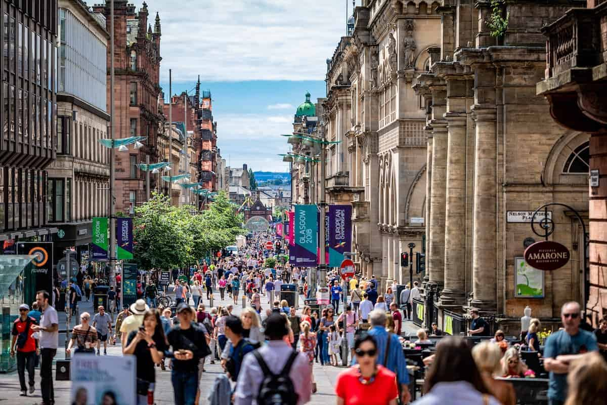 15+ INCREDIBLE Things to do in Glasgow (inc Day Trip Ideas!)