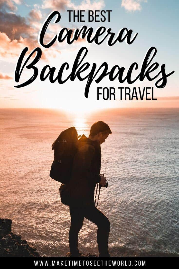 Beautiful Camera Backpack for Travel
