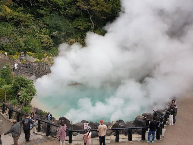 Beppu Sea Hell