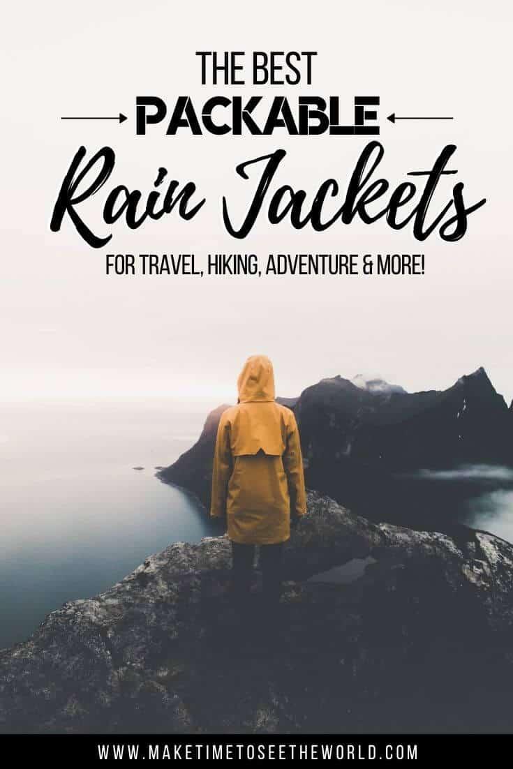 Best Packable Rain Jackets - Reviews & Comparisons