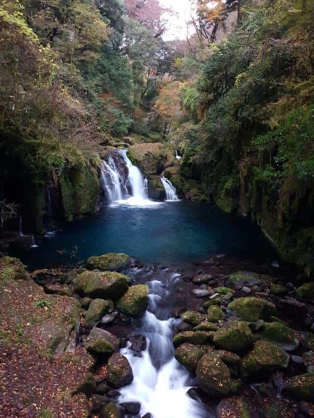 Kikuchi Gorge