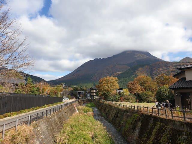Mount Yufuin
