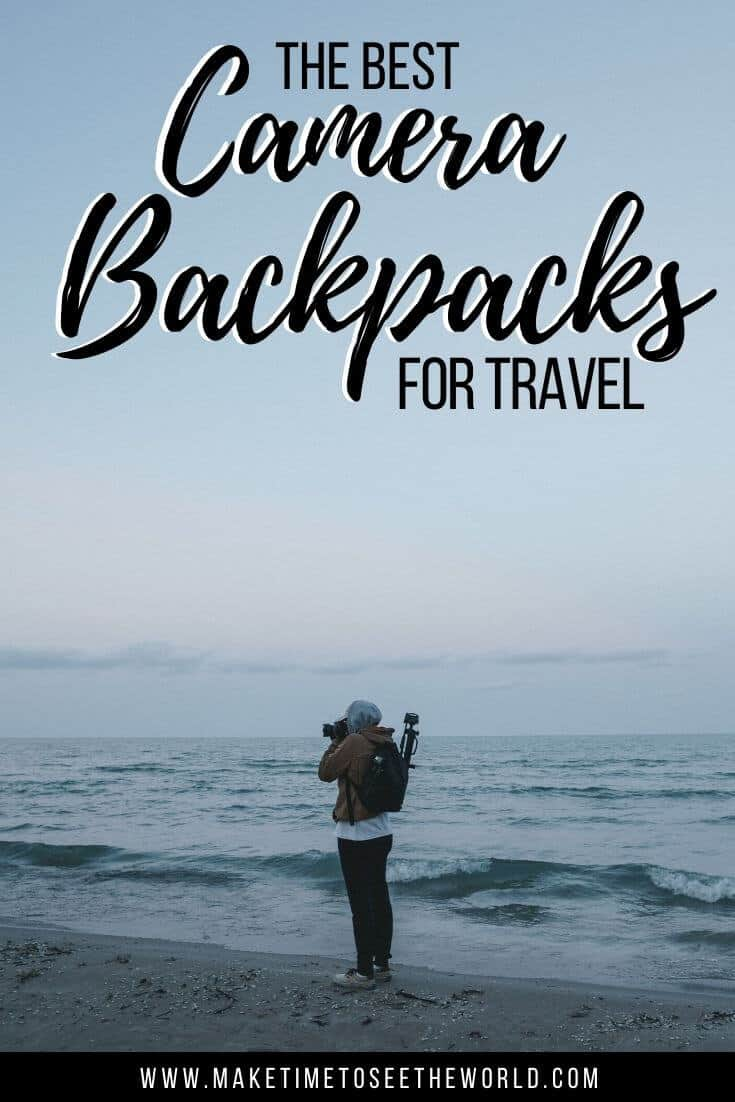 The Best Camera Backpack for Travel