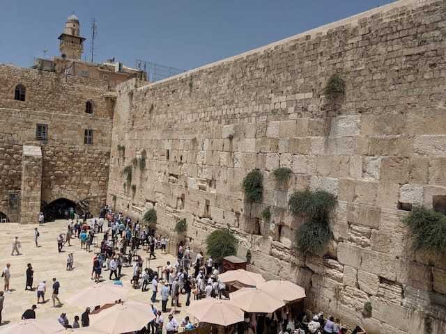 Wailing Wall - Western Wall
