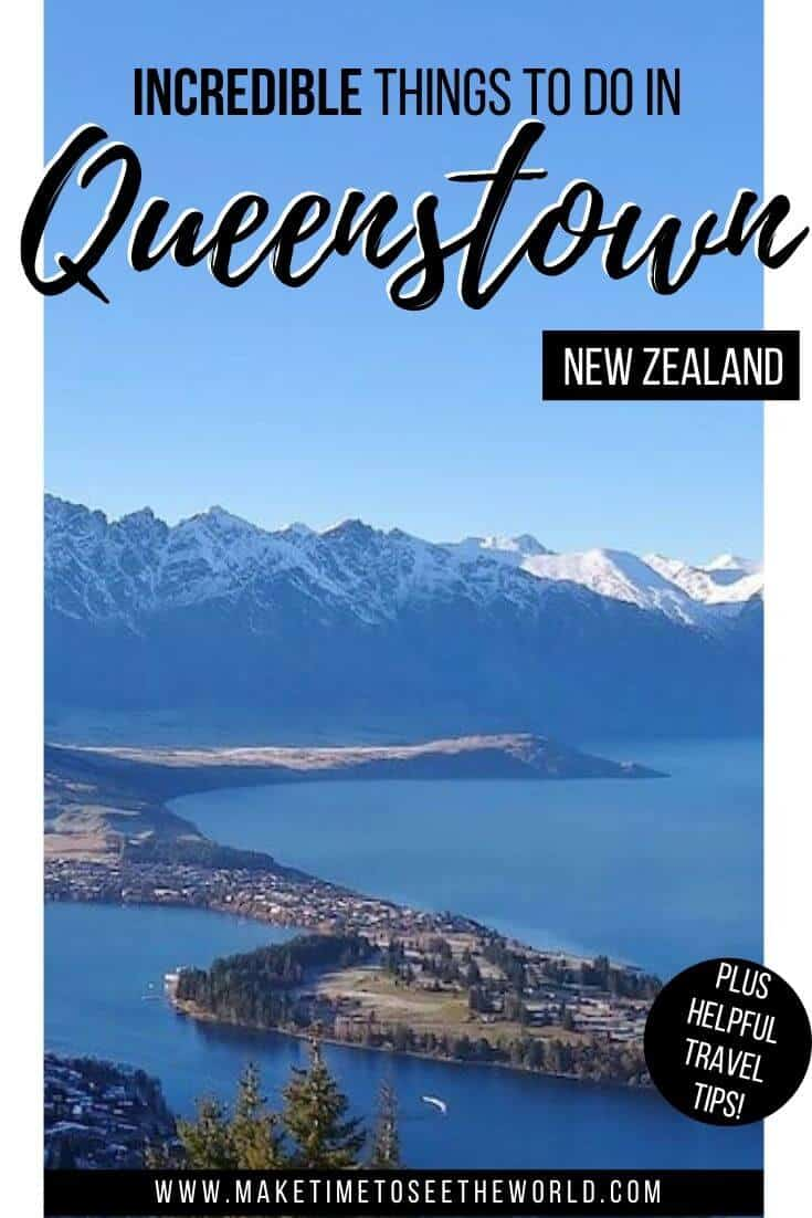 Queenstown Activities & Things to do in Queenstown