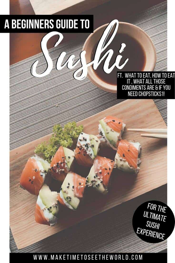 A Beginners Guide to Sushi