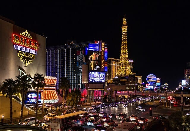 Best Places to Visit in the US - Las Vegas