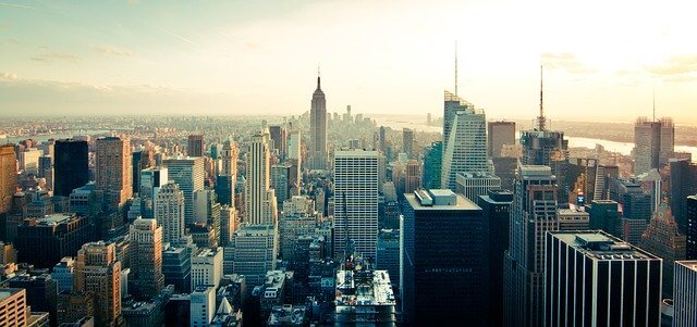 Best places to Visit in America - New York City