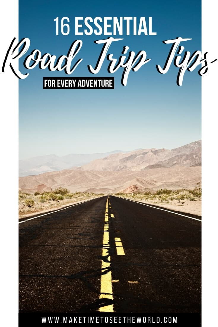 Essential Road Trip Tips to Get You from A to B