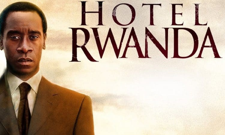 Hotel Rwanda Movie Cover