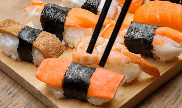 Nigiri (Sashimi)