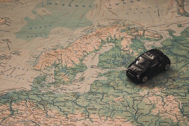 Road Trip Tips - Plan Your Route