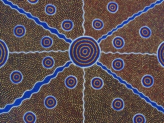 Aboriginal Art at Koorie Heritage Trust