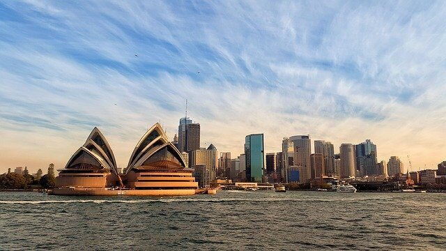 Armchair Travel in Australia