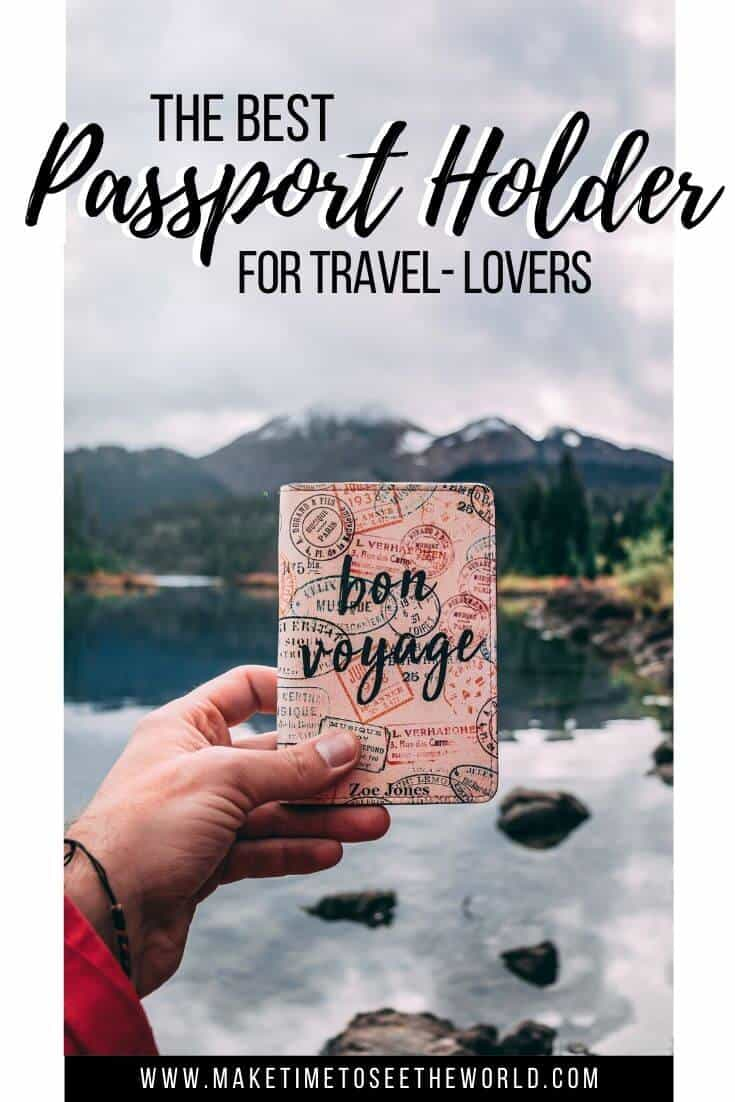 Best Passport Holder for Travel