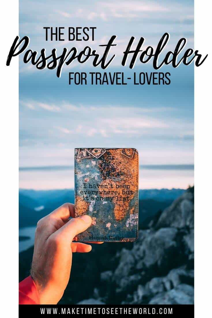 Best Passport Holders for Travel