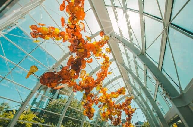 Chihuly Garden and Glass Seattle United States