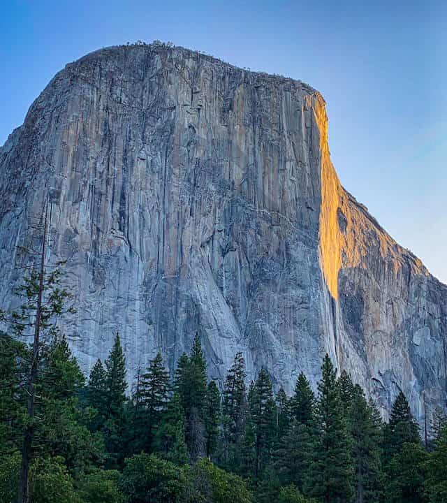 El Captain Yosemite National Park