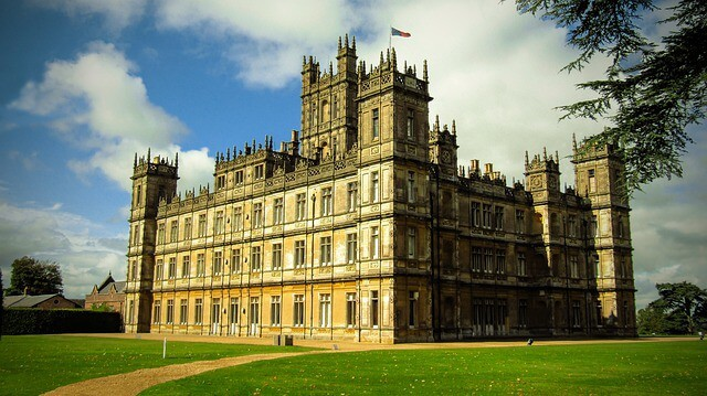Highclere Castle - Downton Abbey Tour