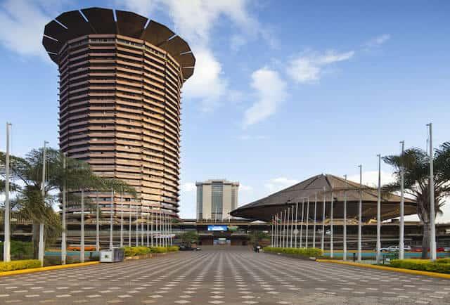 Kenyatta International Convention Centre
