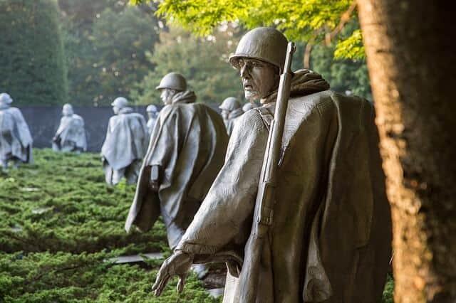 Korean War Memorial Washington D.C