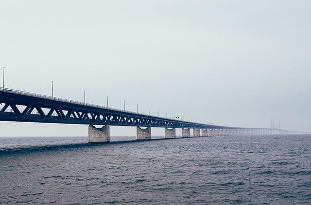 Lake Pontchartrain Bridge - Causeway Bridge Louisiana
