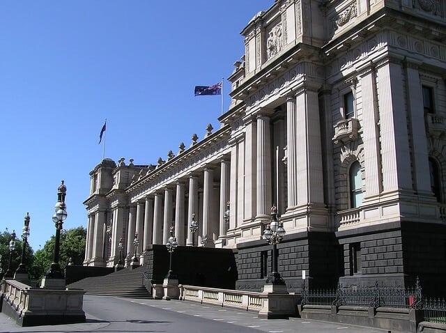 Melbourne Parliament Building