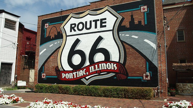 Route 66 Pontiac Illinois