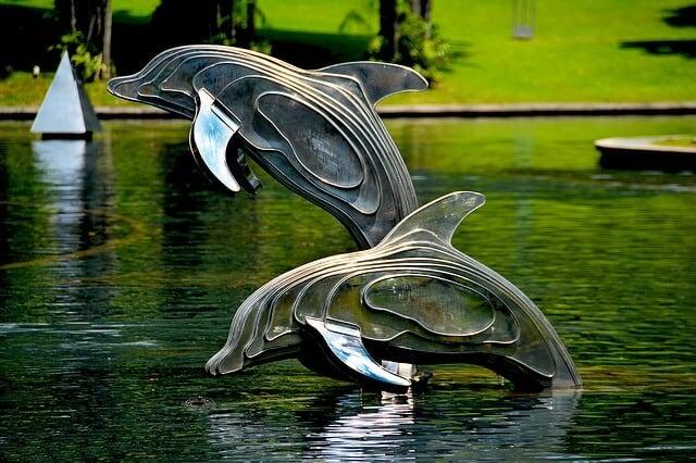 Sculpture Garden New Orleans