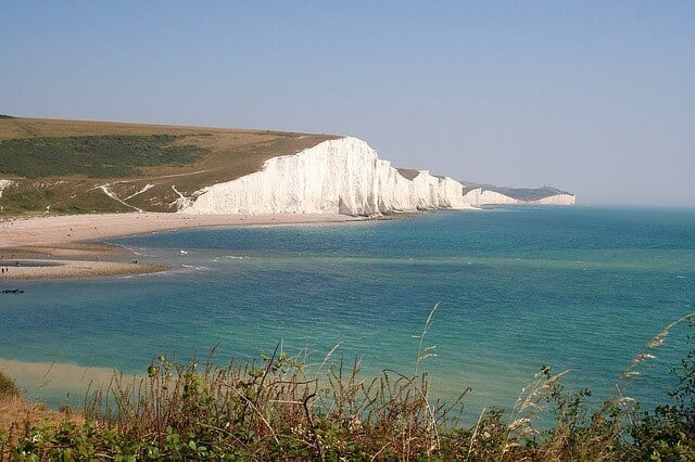 Seven Sisters South Downs UK