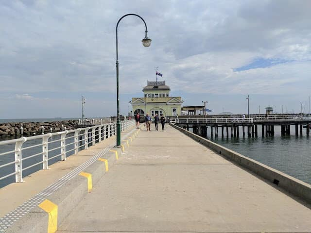 St Kilda Pier Melbourne