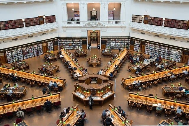 State Library Victoria - Free Things to do in Melbourne