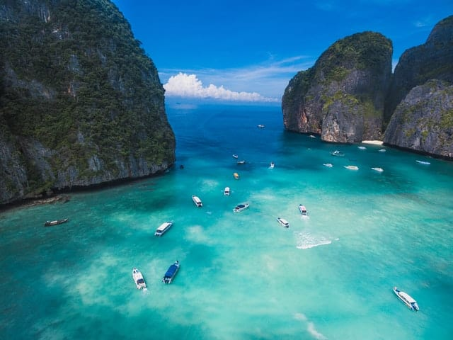 Thailand - One og the 10 Best Places to Snorkel