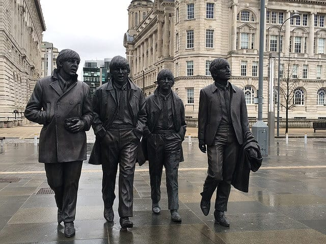 The Beatles in Liverpool - Day Trip from London