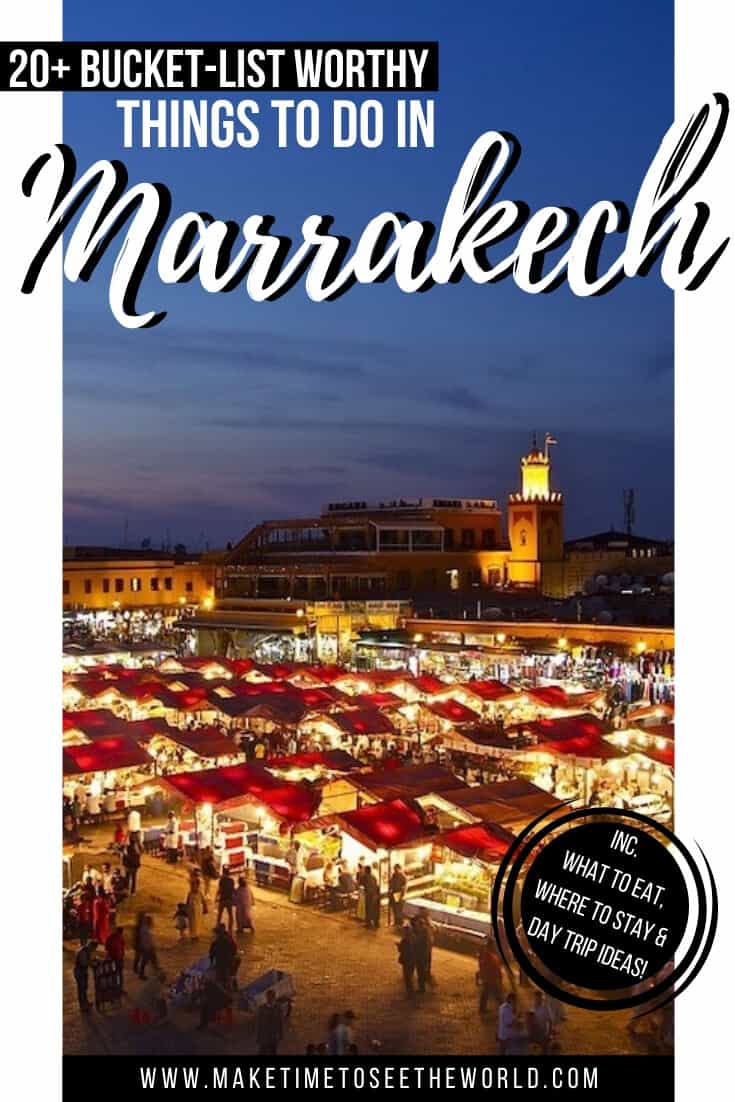 Things to do in Marrakech - Marrakech Travel Tips