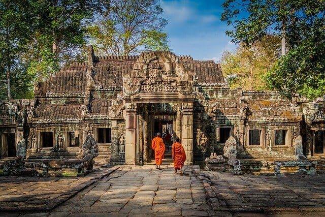 Virtual Tours in Cambodia - Angkor