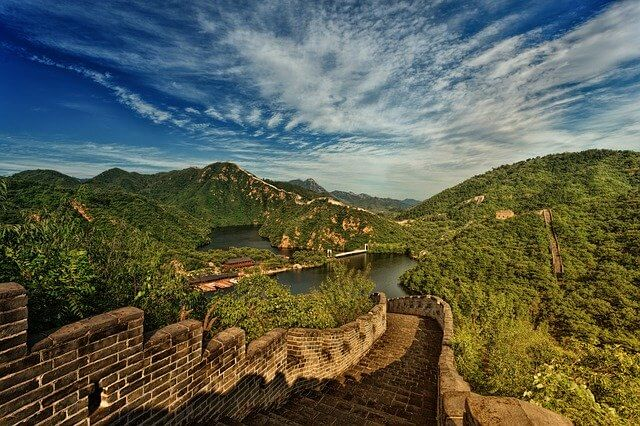 Virtual Travel in China - The Great Wall