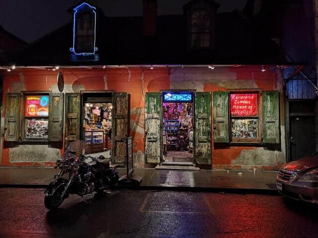 Voodoo Shop in New Orleans