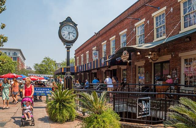 City Market Savannah