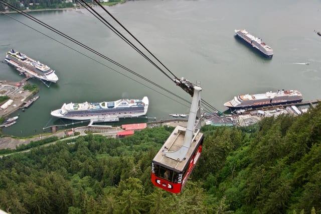 Mount Roberts Tramway Juneau Alaska