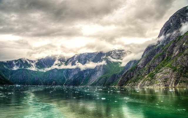 Tracy Arm Fjord Juneau Alaska