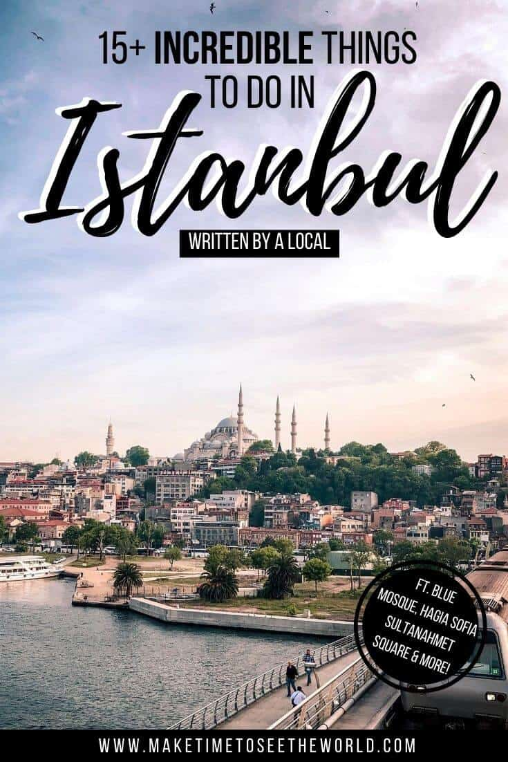 5+ Best Things to do in Istanbul