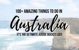 Link Tile: 100+ Amazing Things to do in Australia