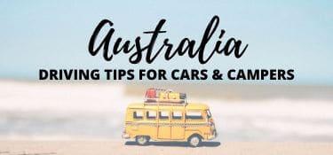 Link Tile: Road Trip Tips for Australia