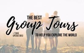 Link Tile: The Best Tour Comapnies & Group Tours to Take